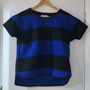 Madewell Striped Wool T-shirt